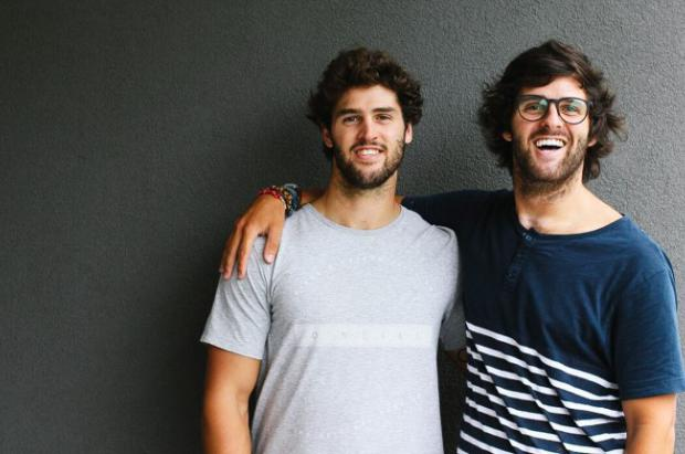 Lucas y Nico Eguibar