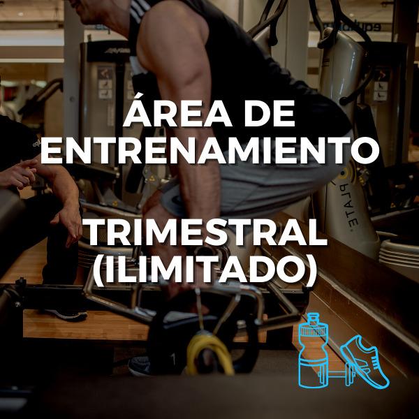 Pases para gimnasio Equilibrium. equilibrium club Uso area de Entrenamiento | Socio Club Cuota Trimestral