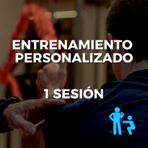 Sesion Entrenamiento Personalizado. Ejercicio personalizado Donostia. Entrenamiento individualizado y personalizado Donostia Equilibrium Club