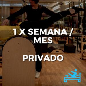Clase semanal privada Pilates Donostia Pilates Donostia Equilibrium Club