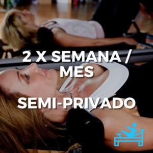 Clases semi-privadas Pilates Donosti. Pilates Donostia Equilibrium Club
